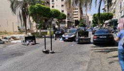 تحركات في شوارع صيدا احتجاجا على تردي الاوضاع المعيشية