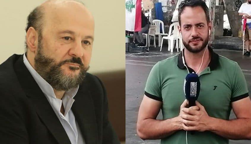 ادمون ساسين يتقدم بدعوى قضائية ضد الوزير ملحم رياشي!