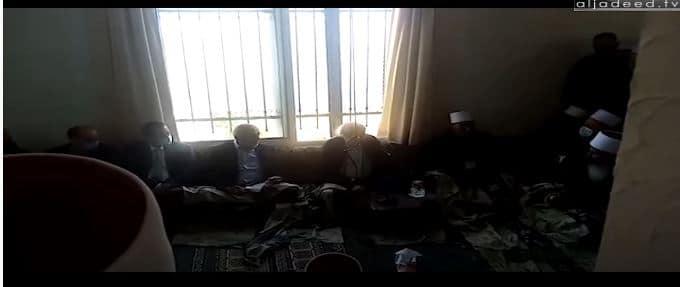 فيديو مسرّب من اجتماع لوليد جنبلاط مع عدد من المرجعيات الدينية .. ماذا جاء فيه؟