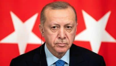 أردوغان عن قضية السفراء الأجانب: لا يوجد في قاموسي كلمة تراجع