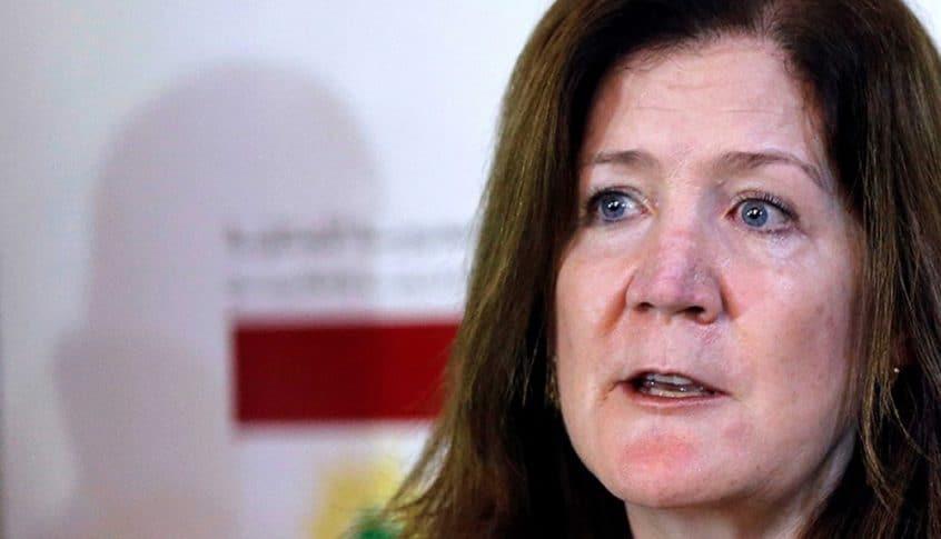 السفيرة الأميركية دخلت على الخط..  كف يد البيطار سيعرض لبنان إلى عقوبات قاسية ومدمرة!