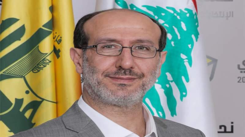 النائب الموسوي: من حق المقاومة الدفاع عن لبنان