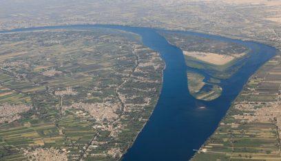 منسوب مياه نهر النيل ارتفع عند الحدود السودانية الإثيوبية