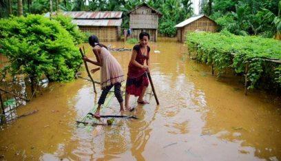 127 قتيلاً وعشرات المفقودين خلال الأمطار الموسمية في الهند