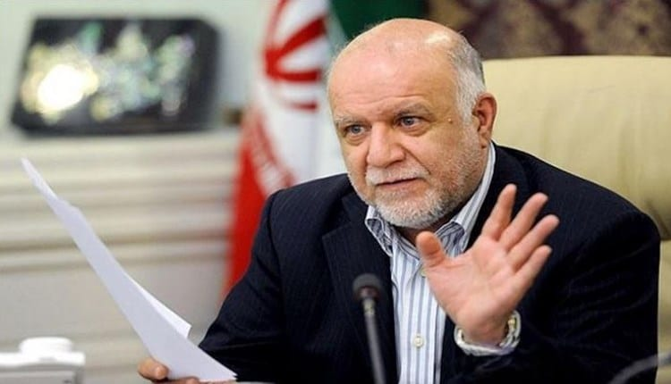 وزیر النفط الإیراني: نقل النفط إلى جاسك مؤشر على كسر الحظر