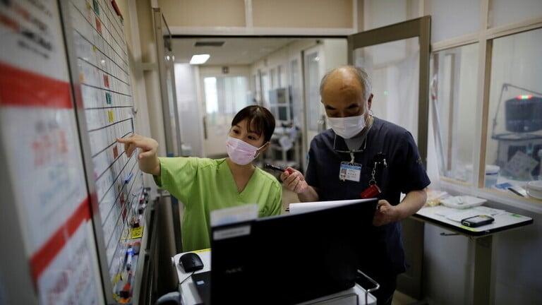طوكيو.. ارتفاع الإصابات اليومية بكورونا بشكل قياسي