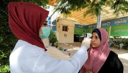 الصحة الفلسطينية: تجاوزنا مليون جرعة تطعيم