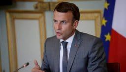 ماكرون: يمكن للبنان أن يستمر في الاعتماد على فرنسا