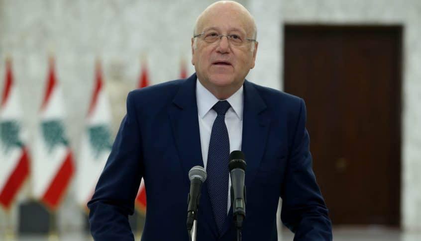 ميقاتي: الجيش سيعزز تواجده لضبط الوضع ووقف الاشتباكات في منطقة خلدة