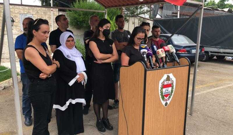 أهالي شهداء فوج إطفاء بيروت: كلنا ثقة بعمل القاضي بيطار