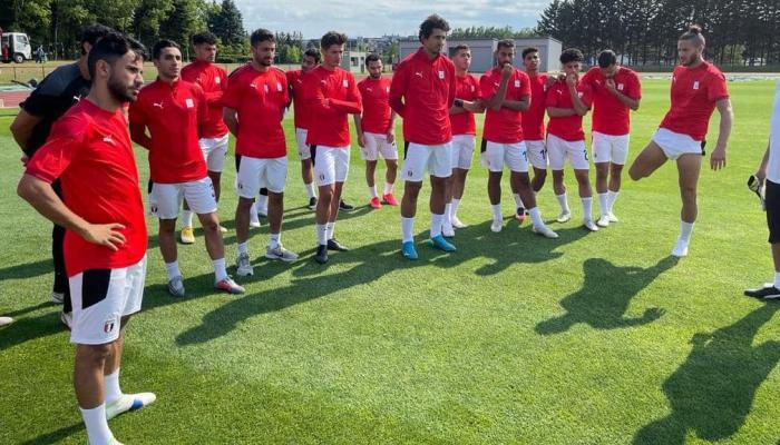التشكيلة الأساسية لمواجهة مصر وإسبانيا في أولمبياد طوكيو