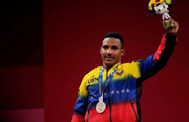 أولمبياد طوكيو: ميدالية فنزويلية تحيّةً لتشافيز