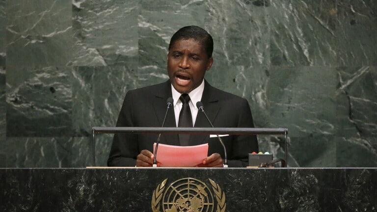 بريطانيا تفرض عقوبات على رئيس غينيا الاستوائية