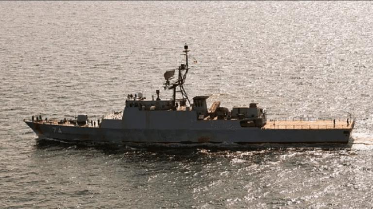 الجيش الدنماركي يرصد سفينتين عسكريتين إيرانيتين في بحر البلطيق
