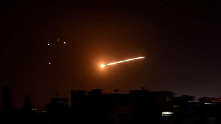 الدفاع الروسية: الدفاع الجوي السوري أسقط كل الصواريخ الإسرائيلية