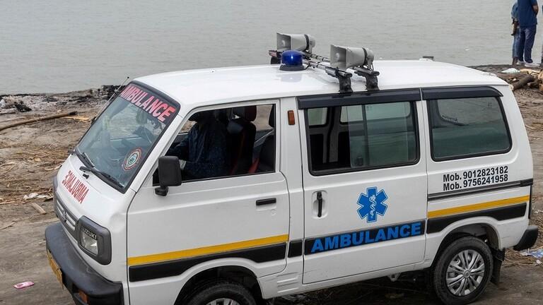 الهند.. شاحنة تدهس عمالاً نائمين على جانب الطريق وتقتل 18!