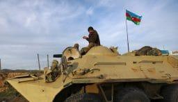 أذربيجان توافق على وقف إطلاق النار على الحدود مع أرمينيا