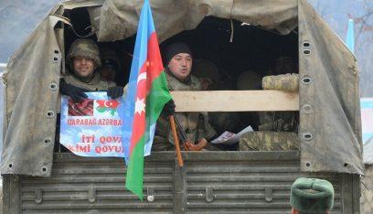 أرمينيا تعلن عن قصف على حدودها من جانب أذربيجان