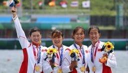 أولمبياد طوكيو: الذهبية العاشرة للصين