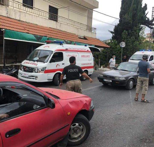 4 جرحى إثر حادث سير في القرية شرق صيدا