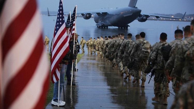 اتفاق بين واشنطن وبغداد على خروج القوات الأميركية بحلول نهاية عام 2021