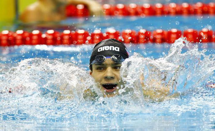 السباح الروسي ريلوف ينهي سيطرة الأميركيين على 100 متر