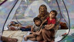صندوق النقد دعا المجتمع الدولي الى التحرك لمنع وقوع أزمة انسانية في أفغانستان