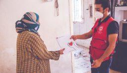 الصليب الاحمر: 10817 أسرة تلقت مساعدات مالية مباشرة منذ انفجار المرفأ