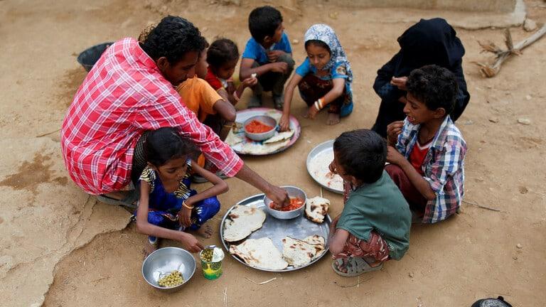 70 في المئة من سكان اليمن يواجهون خطر المجاعة!