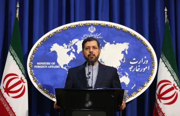 الخارجية الإيرانية: الحوادث الأمنية المتتالية للسفن مشبوهة
