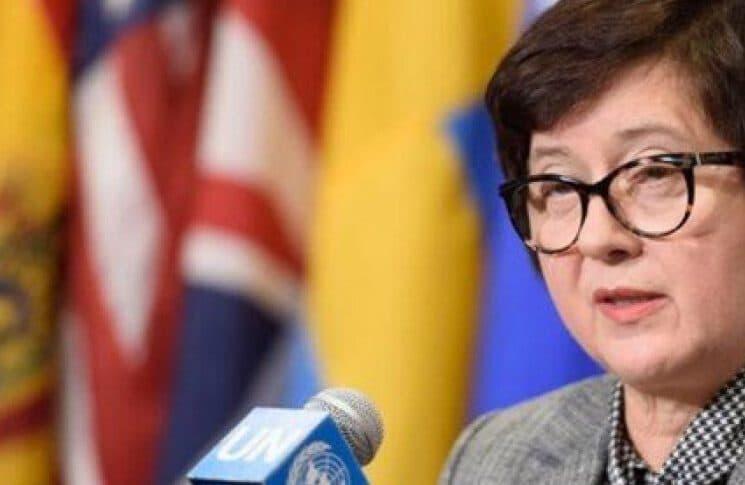 فرونتسكا: التحقيق السريع في انفجار المرفأ معيار لقضاء مستقل