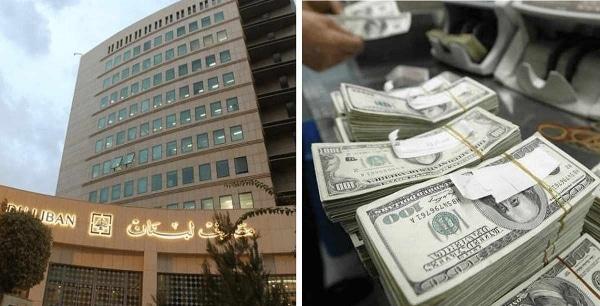 حجم التداول على Sayrafa مصرف لبنان بلغ اليوم 800 ألف دولار بمعدل 14000 ليرة