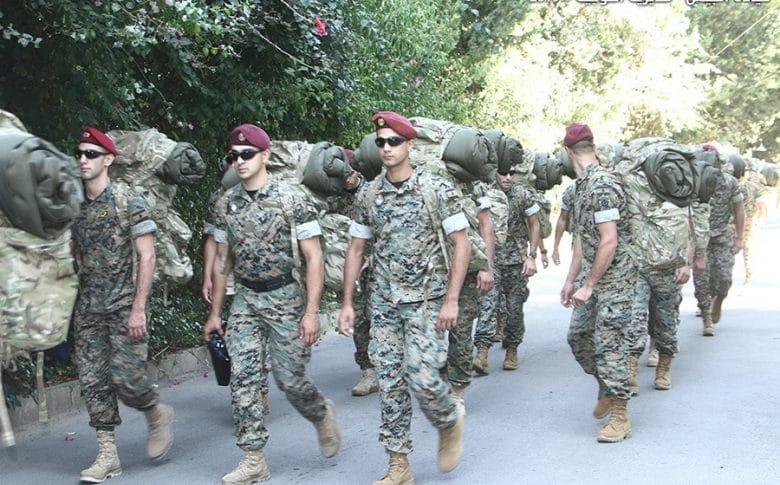 قوة من مغاوير الجيش انتشرت في خلدة والهدوء يسود المنطقة