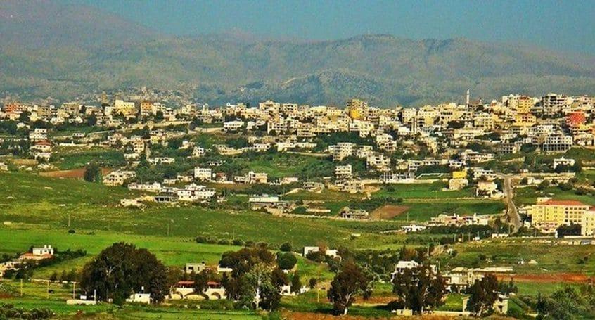 سماع دوي انفجار قوي في قرى مرجعيون