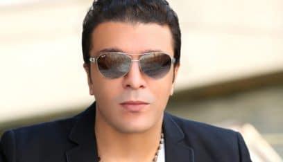 إصابة الفنان المصري مصطفى كامل وأسرته بكورونا