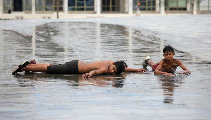 13 مدينة عربية تسجل أعلى درجات حرارة في العالم!