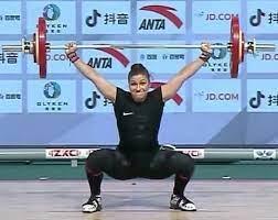 اللبنانية محاسن فتوح تحقق أرقاما مهمة في أولمبياد طوكيو وتصنف بين أفضل 10 رباعات بالعالم