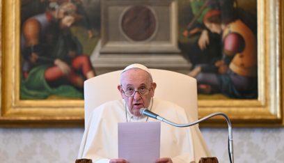 """البابا يندد بـ""""التفاوت الكبير"""" في قطاعات الصحة عالمياً"""
