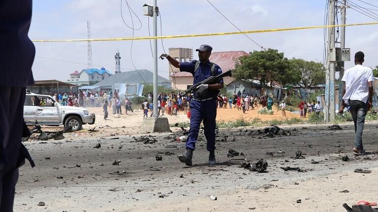الصومال.. مقتل 10 أشخاص بتفجير انتحاري في مقديشو