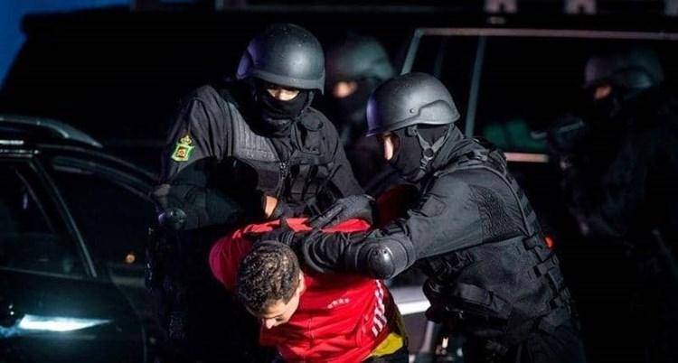 """السلطات المغربية تفكك خلية إرهابية موالية لـ""""داعش"""""""