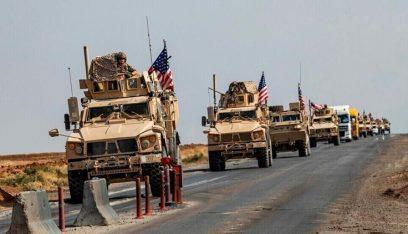 القوات الأميركية تدخل 50 آلية لدعم قواعدها بريف الحسكة
