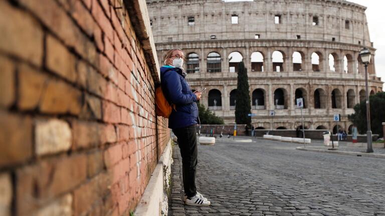 إيطاليا.. 50 وفاة و3.5 ألف إصابة جديدة بكورونا