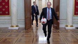 بوتين يريد استضافة كأس العالم مرة أخرى في روسيا