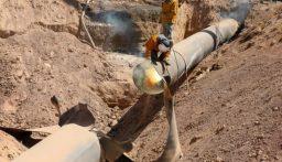 وزارة النفط السورية: عودة خط الغاز العربي للعمل بعد تعرّضه لاعتداء