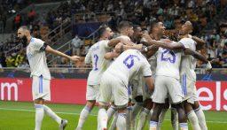 ريال مدريد من دون 6 نجوم في مباراة الليلة