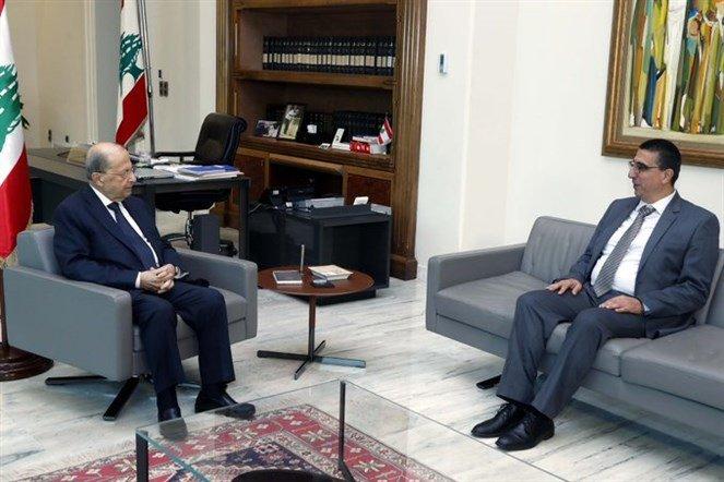 الرئيس عون عرض مع وزير الشؤون الاجتماعية الخطوط العريضة لعمل الوزارة لاسيما ما يتعلق بالبطاقة التمويلية