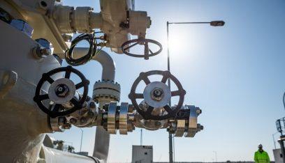 أسعار الغاز في أوروبا تنخفض