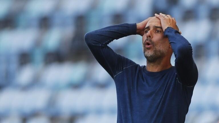 غوارديولا يخشى القوة الضاربة لباريس سان جيرمان