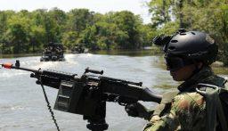 مقتل 3 جنود بانفجار ألغام في جنوب غرب كولومبيا