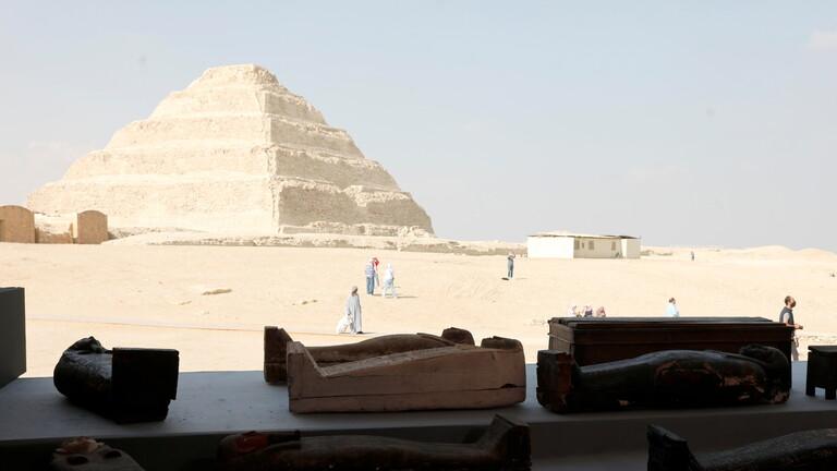 المجلس الأعلى للآثار المصري يعلن عن كشف أثري جديد قريبا